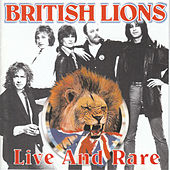 Live And Rare by British Lions
