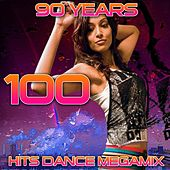 100 Hits Dance Megamix (90 Years) by Various Artists