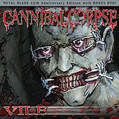 Vile (Expanded Edition) by Cannibal Corpse