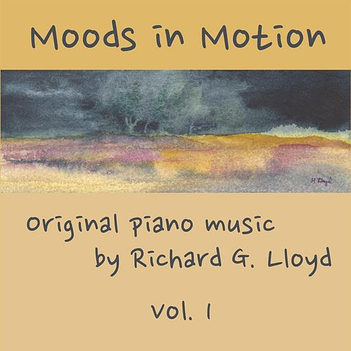 Moods in Motion, Vol. 1 by Richard Lloyd