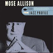 Jazz Profile by Mose Allison