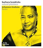 Johannes Brahms - Lieder by Barbara Hendricks
