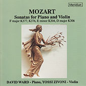 Mozart: Sonatas for Piano and Violin by David Ward
