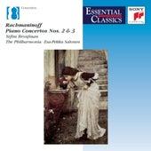 Rachmaninoff: Piano Concertos Nos. 2 & 3 by Esa-Pekka Salonen