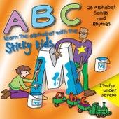 Abc: Learn the Alphabet with the Sticky Kids by Sticky Kids