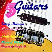 Five Guitars by Various Artists