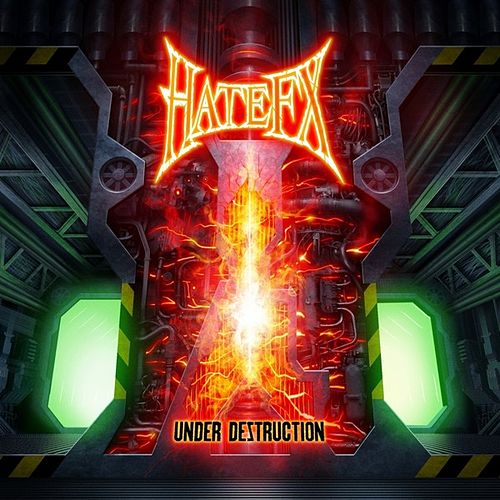 Under Destruction - EP by HateFX