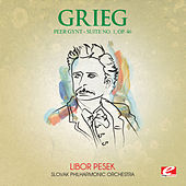 Grieg: Peer Gynt Suite No. 1, Op. 46 (Digitally Remastered) by Slovak Philharmonic Orchestra