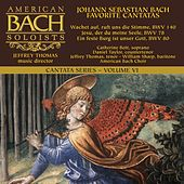 Bach Cantata Series, Vol. 6: Favorite Cantatas by Various Artists