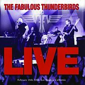 Live by The Fabulous Thunderbirds