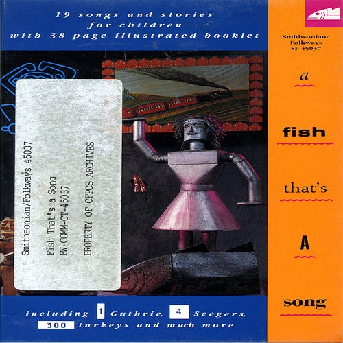 A Fish That's a Song by Various Artists