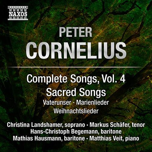 Cornelius: Complete Songs, Vol. 4 by Various Artists