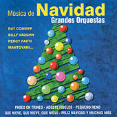 Música De Navidad Por Grandes Orquestas by Various Artists