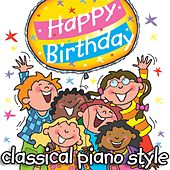 Happy Birthday - Classical Piano Style by Kidzone