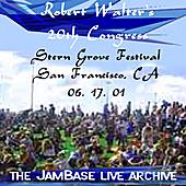 06-17-01 - Stern Grove Festival - San Francisco, CA by Robert Walter's 20th Congress