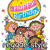 Happy Birthday - Reggae Style by Kidzone