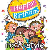 Happy Birthday - Rock Style by Kidzone