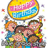 Happy Birthday - Blue Grass Style by Kidzone