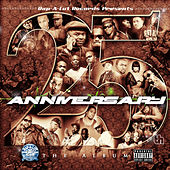 Rap-a-Lot 25th Anniversary von Various Artists