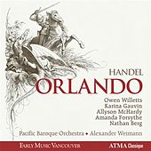 Handel: Orlando by Owen Willetts