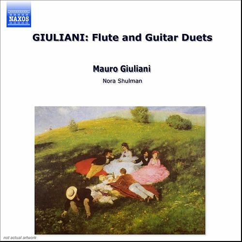 Duets for Flute and Guitar by Mauro Giuliani