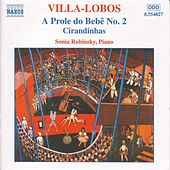 Piano Music, Vol. 2 by Heitor Villa-Lobos