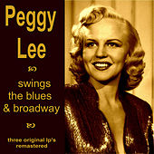 Swings the Blues and Broadway by Peggy Lee