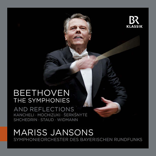 Beethoven: The Symphonies and Reflections by Mariss Jansons