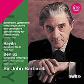 Haydn: Symphony No. 83, 'The Hen' - Berlioz: Symphonie fantastique by Baden-Baden and Freiburg South West German Radio Symphony Orchestra
