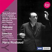 Debussy: 3 Nocturnes & Jeux - Sibelius: Symphony No. 6 by Various Artists
