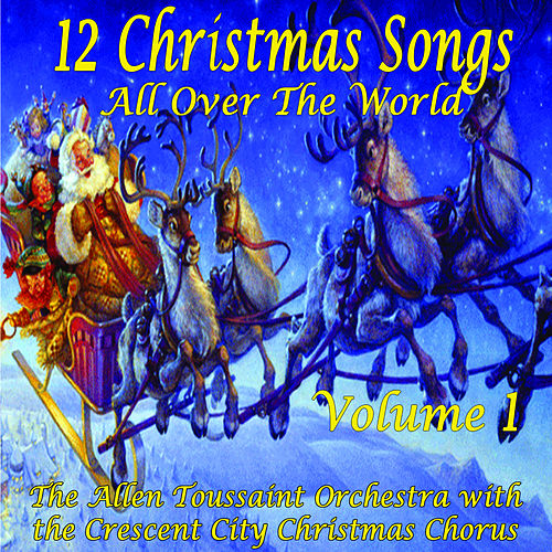 Christmas All over The World by Allen Toussaint