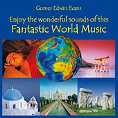 Fantastic World Music (Enjoy the Wonderful Sounds from Around the World) by Gomer Edwin Evans