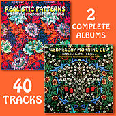 Realistic Patterns/Wednesday Morning Dew - Realistic Patterns, Vol. 1 & 2 (Remastered) by Various Artists