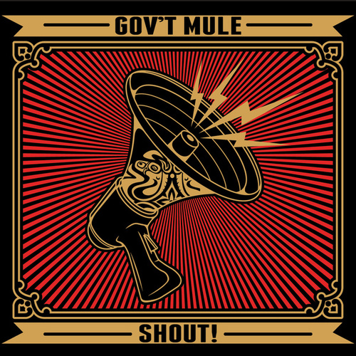Shout! by Gov't Mule