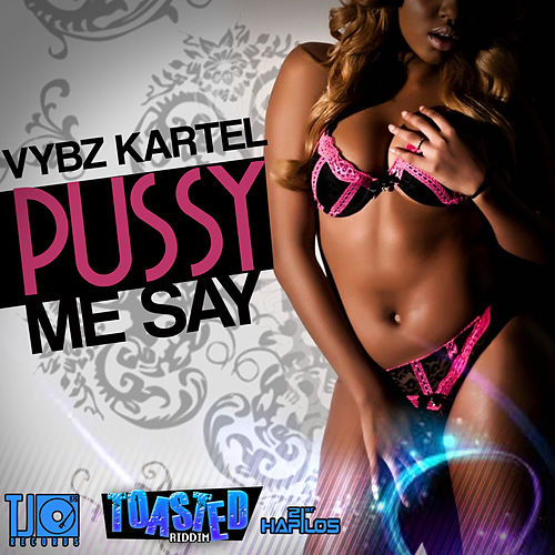 Pussy Me Say - Single by VYBZ Kartel