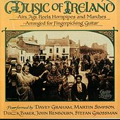 Music Of Ireland: Airs, Jigs, Reels, Hornpipes And Marches by Martin Simpson