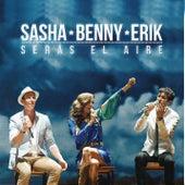 Serás el Aire by Sasha Benny Erik