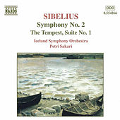 Symphony No. 2 / The Tempest by Jean Sibelius