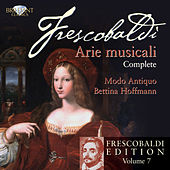 Frescobaldi: Arie Musicali (Frescobaldi-Edition, Vol. 7) by Various Artists