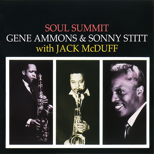 Soul Summit by Sonny Stitt