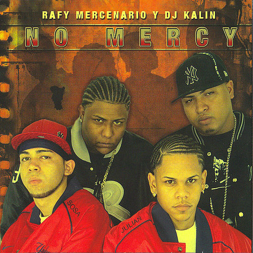 No Mercy by Various Artists