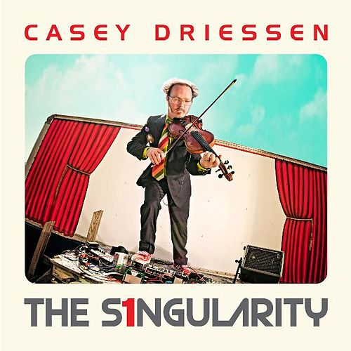 The Singularity by Casey Driessen