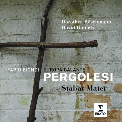 Pergolesi Stabat Mater Salve Regina by Dorothea Roschmann