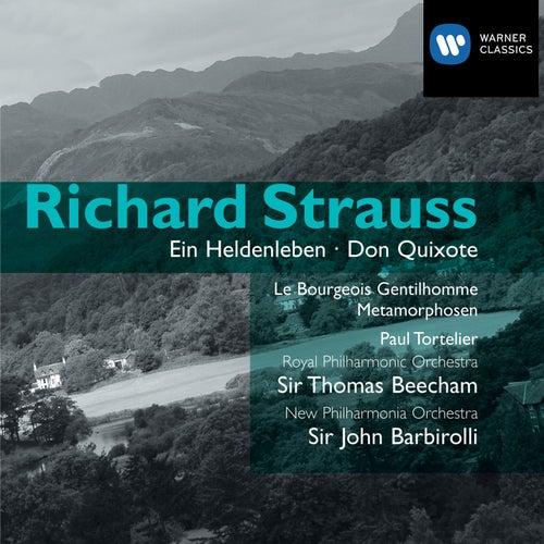 Strauss: Ein Heldenleben, Don Quixote etc by Royal Philharmonic Orchestra