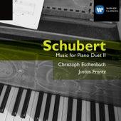 Schubert: Music for Piano Duet Vol. 2 by Justus Frantz