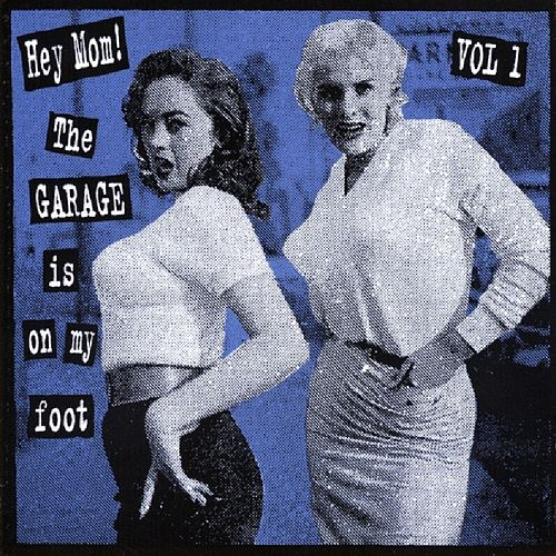 Hey Mom! The Garage Is On My Foot by Various Artists