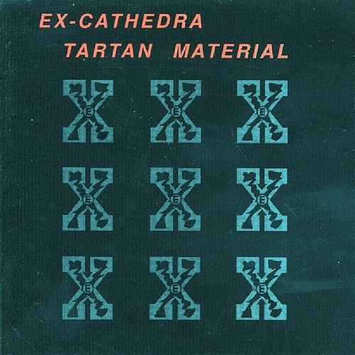 Tartan Material by Ex Cathedra