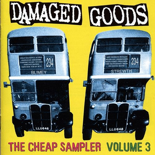 The Cheap Sampler Vol.3 by Various Artists