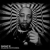Black October by Sadat X
