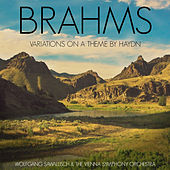 Brahms: Variations On a Theme By Haydn by Vienna Symphony Orchestra